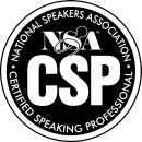 Highest Earned Designation in the National Speakers Association