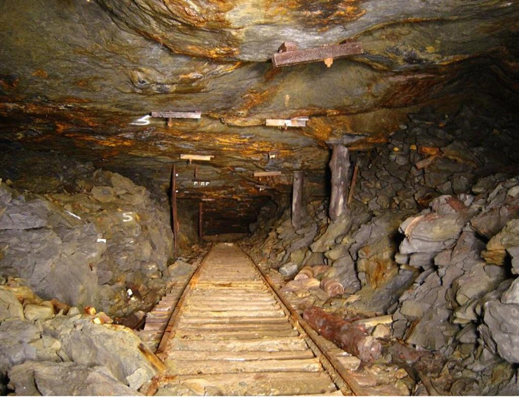 coal mine 17