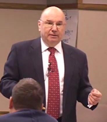 `Communication Skills Expert, Al Borowski, discusses Presentation Skills